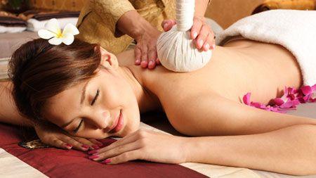 massage pochon